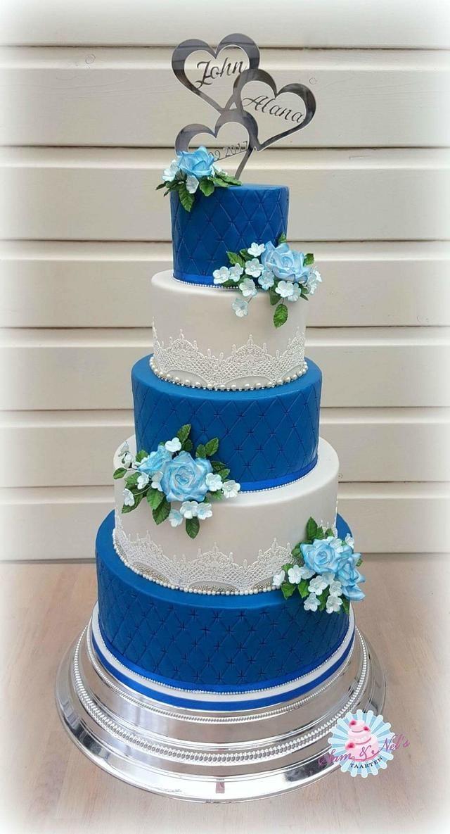 Pin on . Свадебные торты