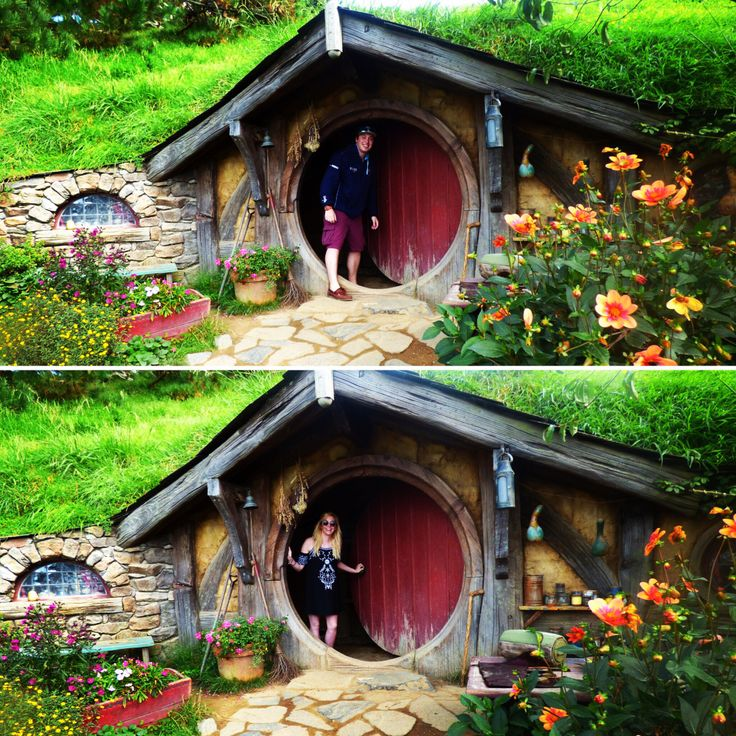 What is it like to travel with a Hobbit?