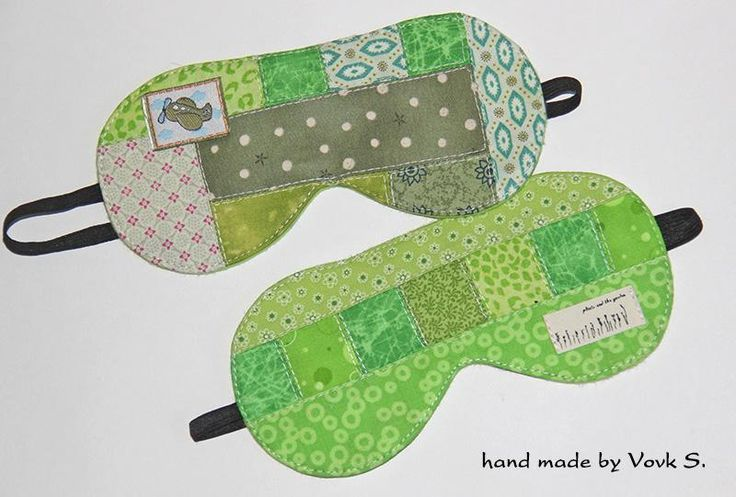 Looking for sewing project inspiration? Check out Sleep mask by member medoc.