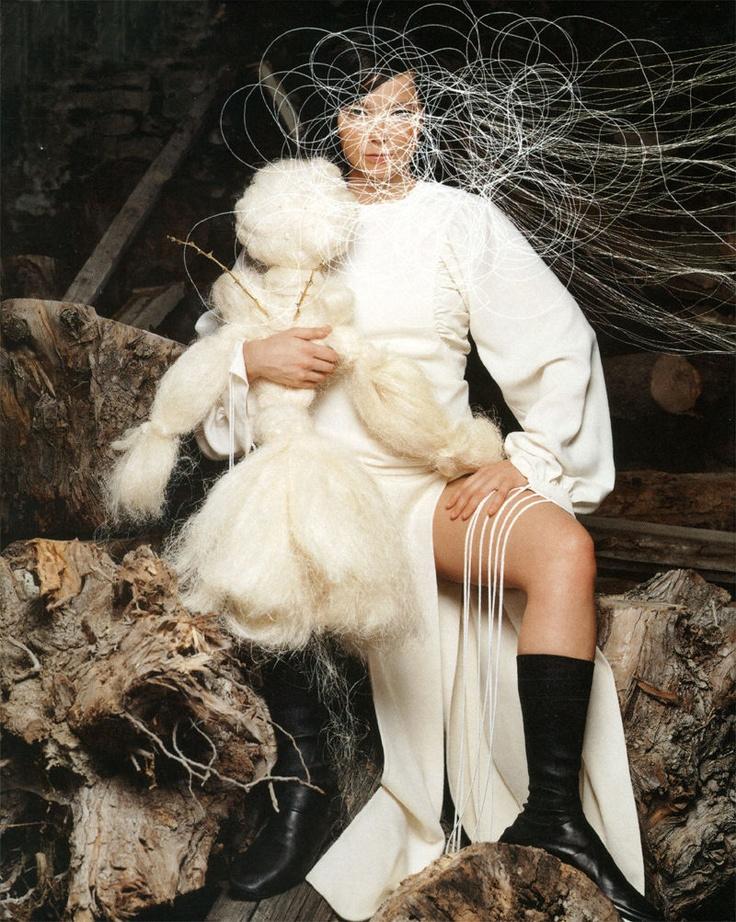 bjork and the yarn princess