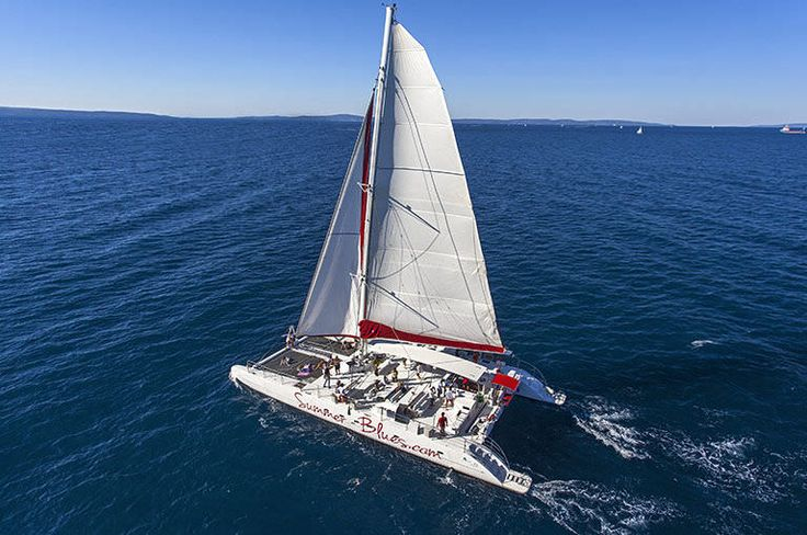 Taiti 80 Catamaran Tour