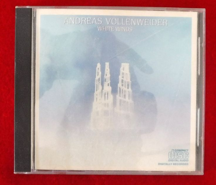 Andreas Vollenweider - White Winds / 1990 / CD / Sony Music #Harp