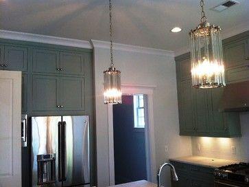 New Transitional Lighting - transitional - Kitchen - Charlotte - Carolina Lighting Gallery