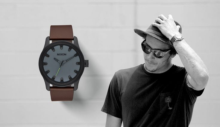 Men's Watch Types | Nixon Watches and Premium Accessories