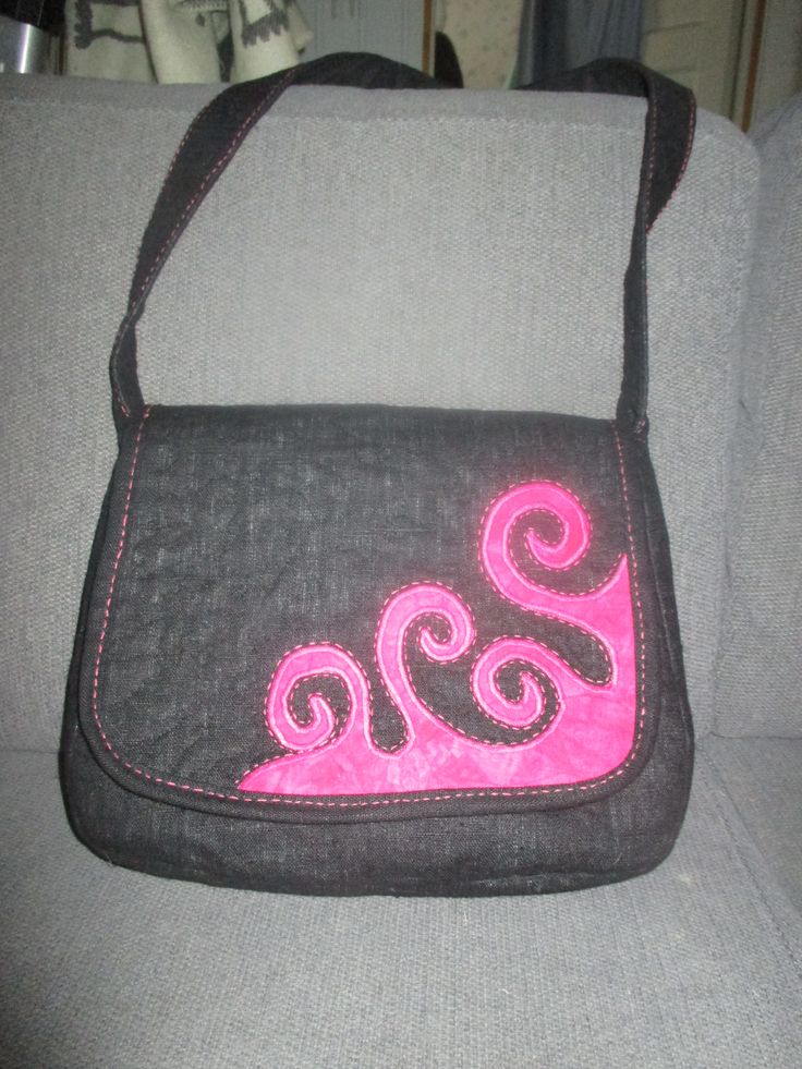 My quilted bag