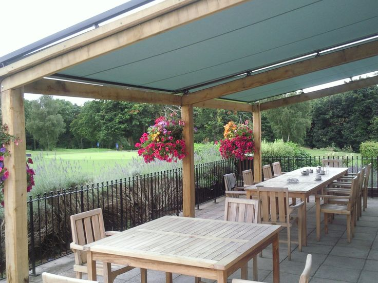 retractable awnings with sides - Google Search | Resto ...