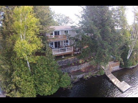 1038 Squirrel Lane, Paudash Lake - YouTube