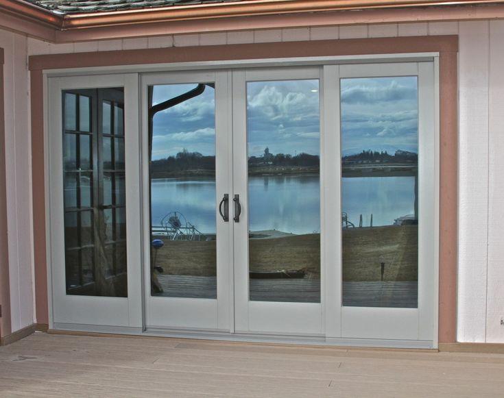 Best 25 sliding patio doors ideas on pinterest slider for Tall patio doors