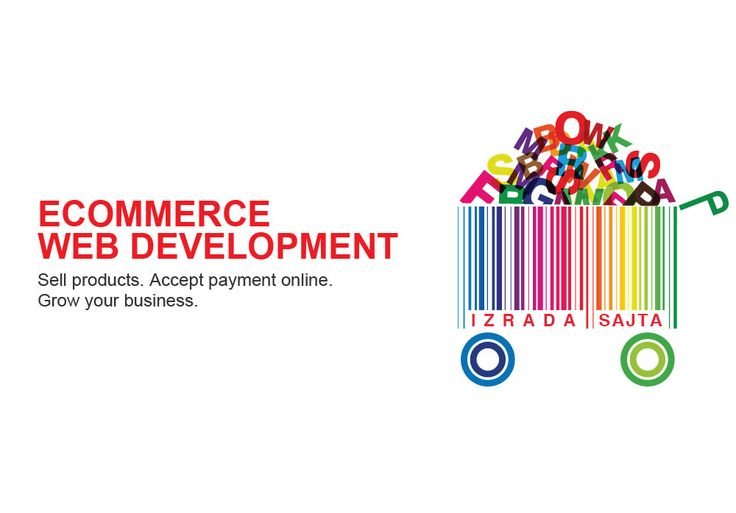 Izrada sajta Web / E-prodavnice razvoj, e-korpa, online E-commerce, e-Commerce Web dizajn, Visual e-Commerce Sajt. Naša programerska rešenja za potrošačku korpu su 100% unikatno rešena za svakog klijenta, kao i web development - high-end, sajt će biti 100% programerski rešen najnovijim internet tehnologijama.