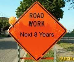 Texas road signs...