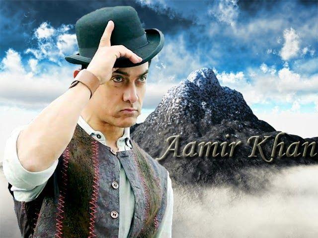 Aamir Khan HD Wallpapers & Pictures