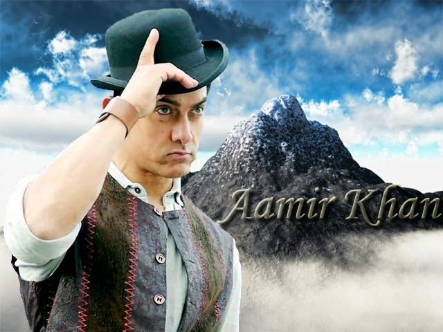Aamir Khan HD Wallpapers & Pictures