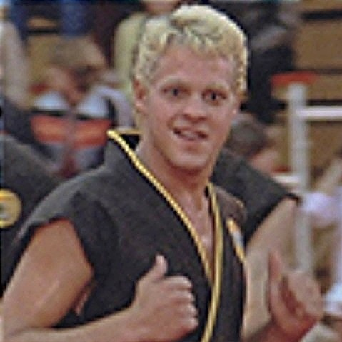 Chad Mcqueen In Karate Kid