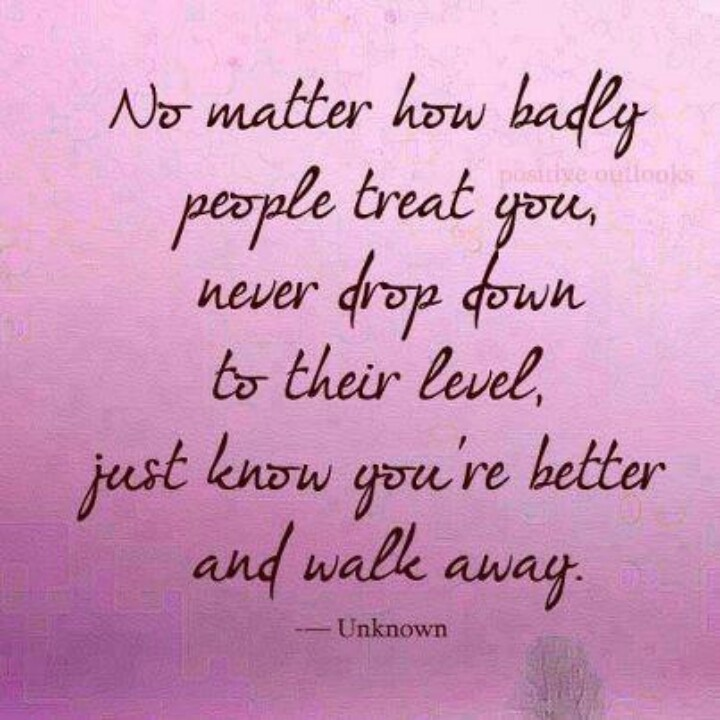 Just Walk Away Babe