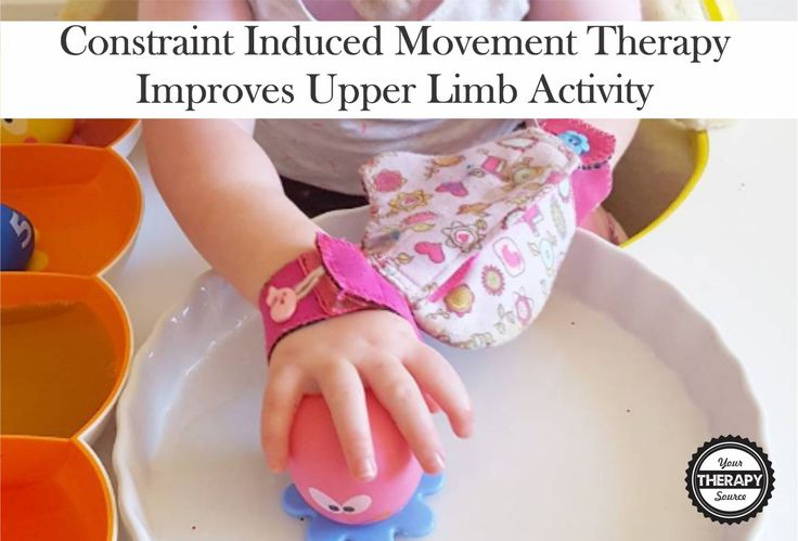 Research indicates that Constraint Induced Movement Therapy Improves Upper Limb Activity and Participation in Children with Cerebral Palsy