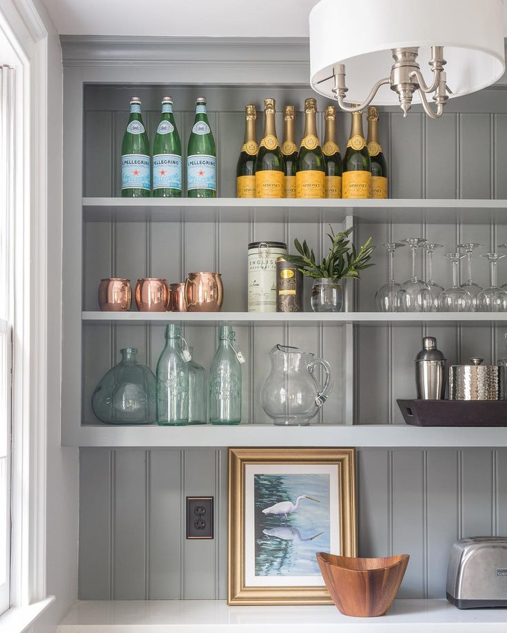 Laundry Room Pantry Ideas Benjamin Moore Antique White: 646 Best Images About Paint Colors: Kitchen Cabinets On