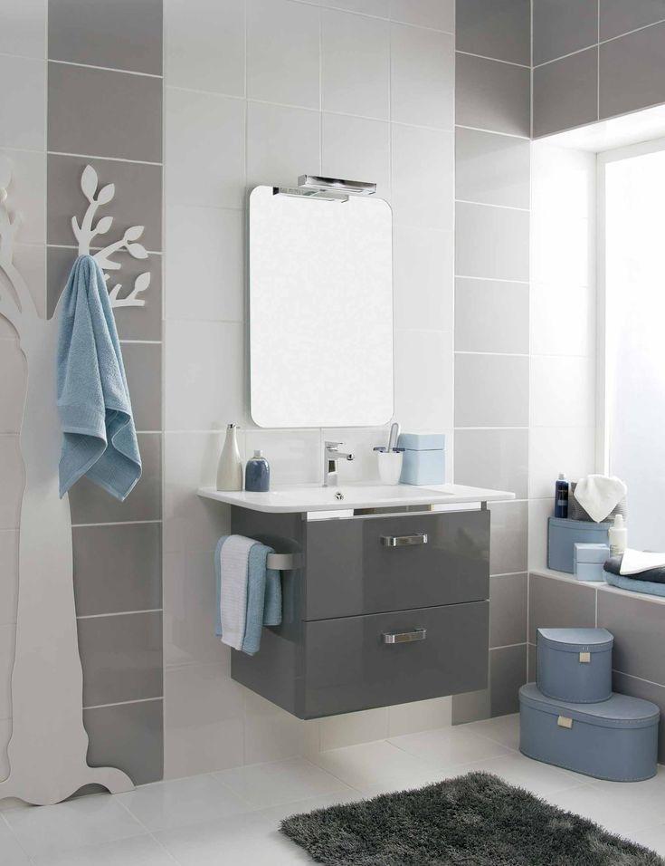 Comment am nager une petite salle de bains salle de - Comment repeindre une salle de bain ...