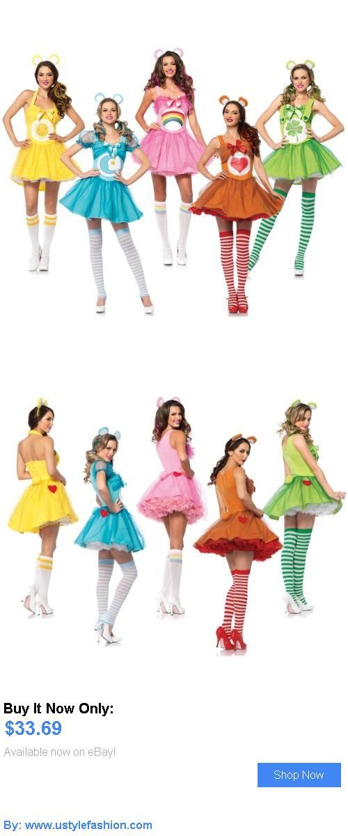 Costumes and reenactment attire: Care Bear Costume Adult 80S Halloween Fancy Dress BUY IT NOW ONLY: $33.69 #ustylefashionCostumesandreenactmentattire OR #ustylefashion