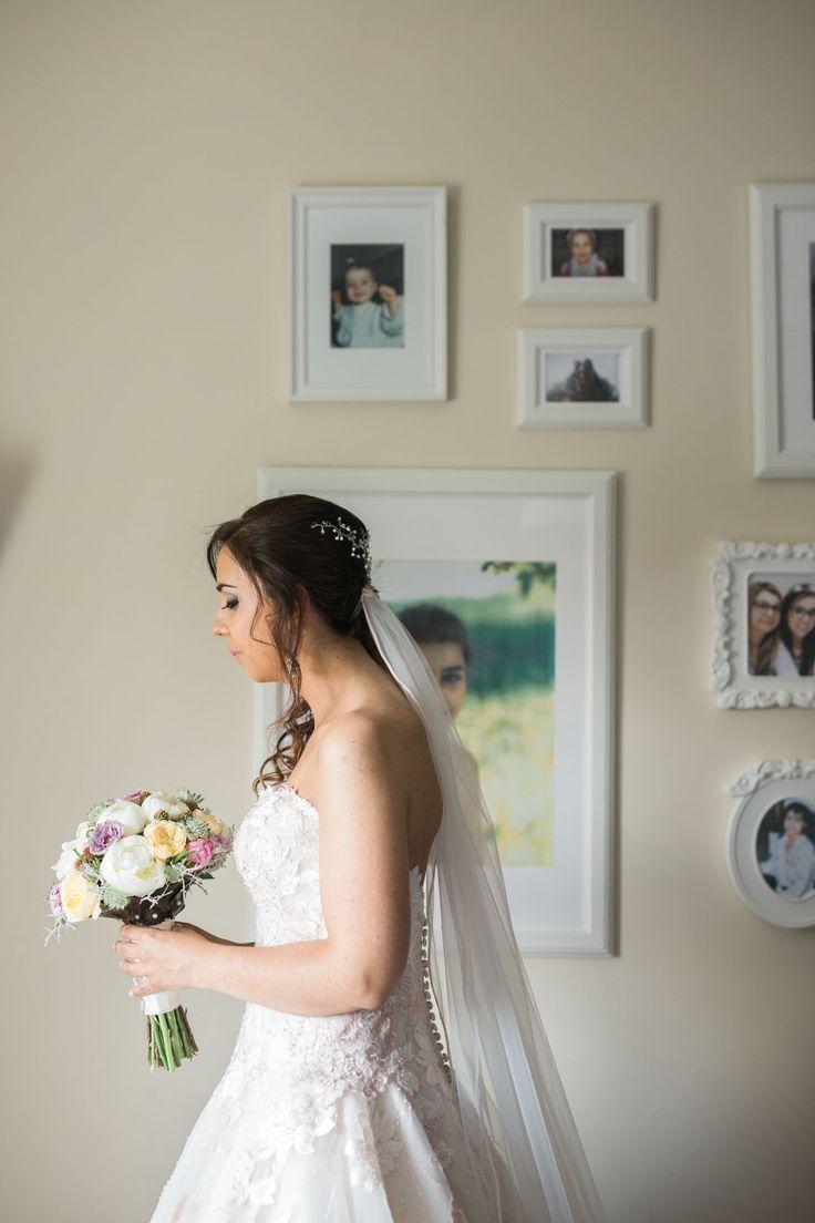 Um bonito bouquet de casamento #bouquet #noiva