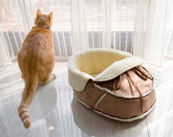 Unique Designer Pet Bed For Cats Dogs And Pets. Modern Cat