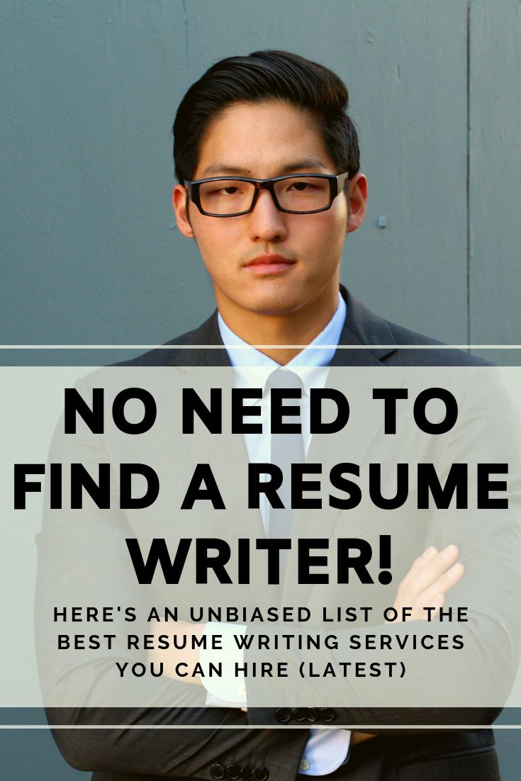 Resume writing services in us