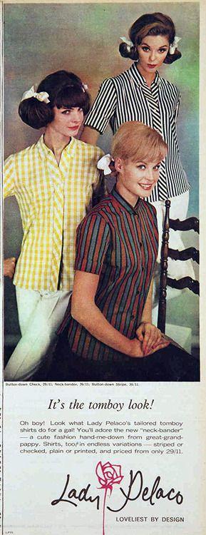 Lady Pelaco, 1963