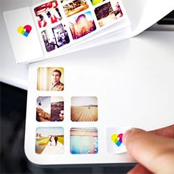 Easily transform your favorite photos from Instagram into stickers for memories that will last a lifetime.