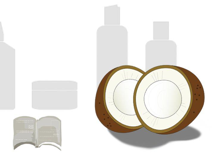 20 usi dell'olio di cocco, miracoloso e armonioso.