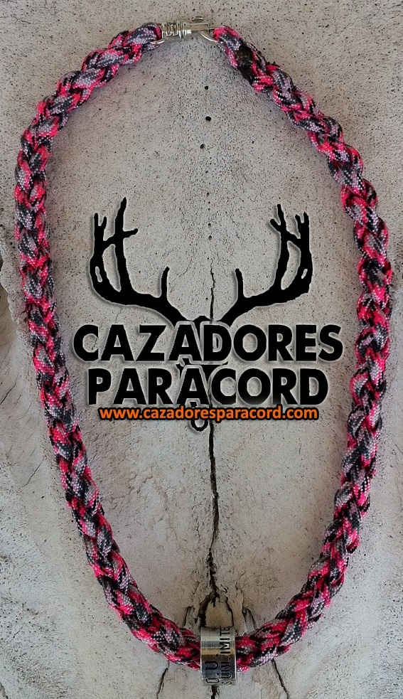 $18.00 Pink CamoNecklace