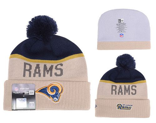 NFL Los Angeles Rams Stitched Knit Beanies 007