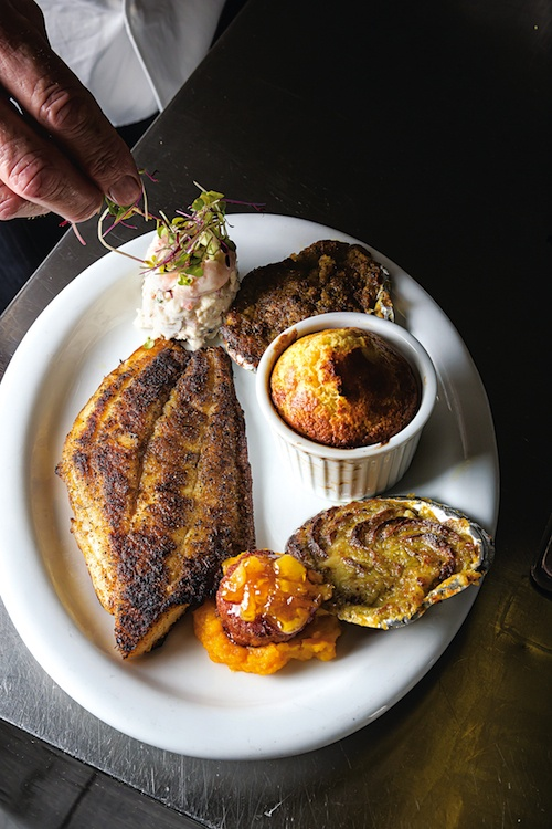 New Orleans Pan-Fried Drum Fish Recipe - Saveur.com
