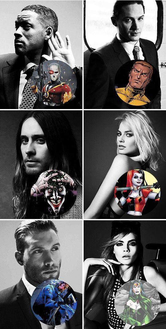 Suicide Squad #dc