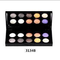NUEVO maquillaje de la marca Hot paleta Moonshadow al horno 10 color sombra de ojos Mineral Plate 4 colores elegir ( 1pcs / lot)