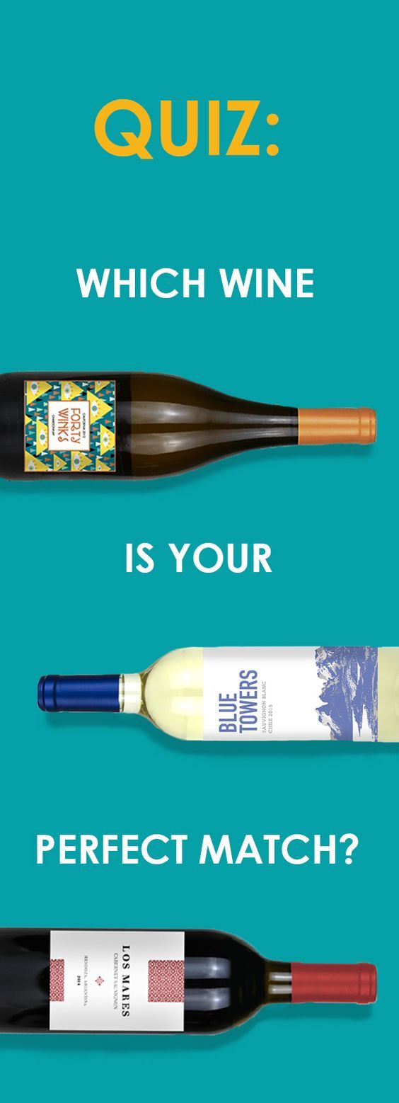 Bright Cellars: the monthly wine club that matches you to wine! What wine is your perfect match? Take the quiz to find out!
