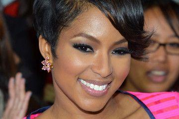 Alicia Quarles E Stars Gather In Nyc Cute Hairstyles 2 Pinterest Short Hair Shorter Hair