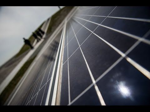 Reuse lithium batteries from EVs for solar farms.