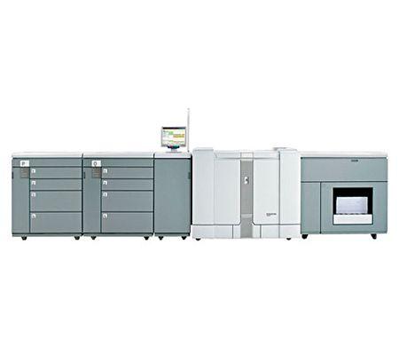 Czarno-biały system drukujący #Konica Minolta bizhub PRO 2500P