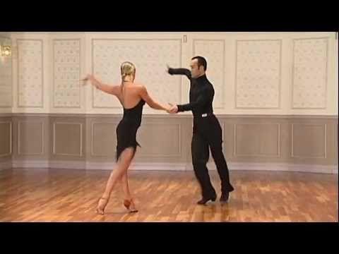 Basic Cha Cha Routine by Franco Formica & Oxana Lebedew  http://www.youtube.com/watch?v=xKeUpU446Xg