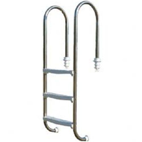 Αν ψάχνετε σκάλα 2 έως 5 σκαλοπατιών για την πισίνα σας, τότε η Ocean Blue σας έχει την λύση! Σκάλα από ανοξείδωτο ατσάλι που εξασφαλίζει άριστη αντιολισθητική προστασία!