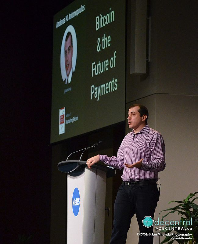 DEC_TECH - Bitcoin & the Future of Payments w/ Andreas Antonopoulos