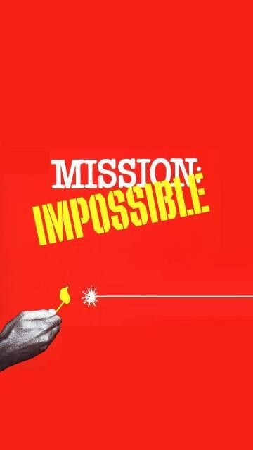Mission Impossible logo | Mission: Impossible 1966 logo ...