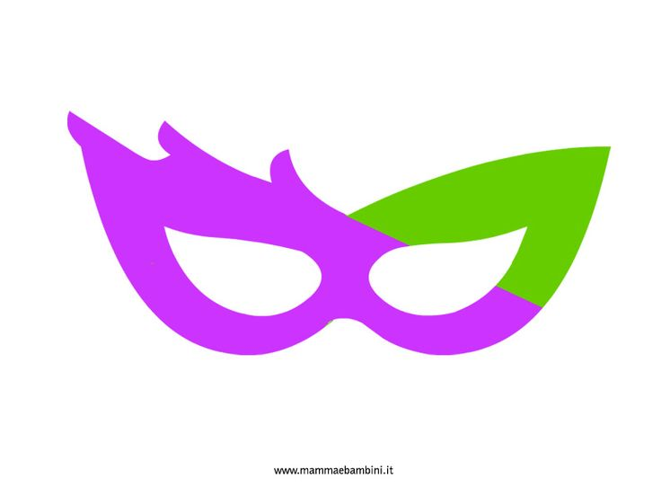 Volete stampare e ritagliare tante belle mascherine di Carnevale? Potete realizzare un bellissimo cartellone decorativo con tante maschere per metterlo nella vostra stanza o nella vostra aula. Un tocco di colore adatto alla festa di Carnevale. In alternativa le maschere si possono stampare per poi