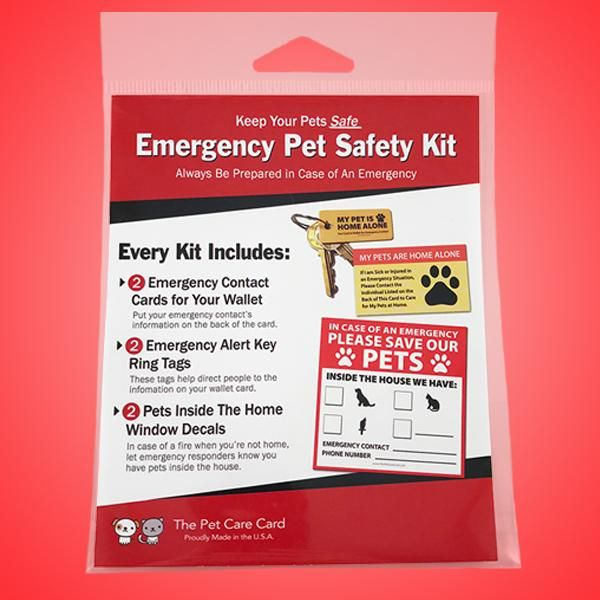 Emergency Pet Safety Kit Cheap Pet Insurance Health Insurance