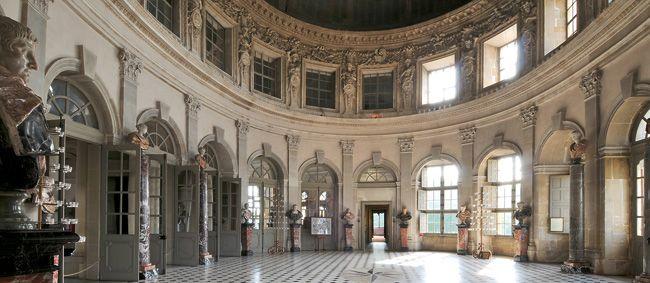 Interieur du Château de Vaux le Vicomte | Oh! the places ...