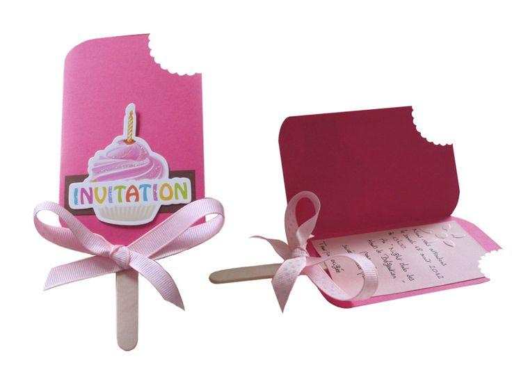 17 meilleures images propos de invitation en glace sur pinterest artisanat invitations pour. Black Bedroom Furniture Sets. Home Design Ideas