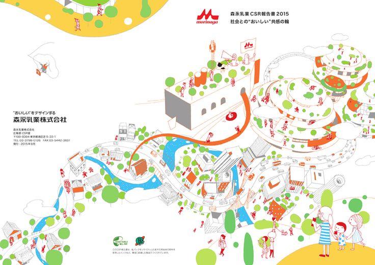 CSRレポート | CSR JAPAN