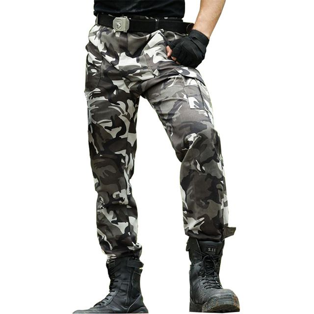 Fair price Military  Men Jogger Pants Tatico Cargo Pants Camouflage Tactical Combat Sweatpants Scratch resistant Wearproof Wild Goose just only $16.84 with free shipping worldwide  #pantsformen Plese click on picture to see our special price for you
