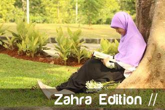 Zahra Edition #elmina