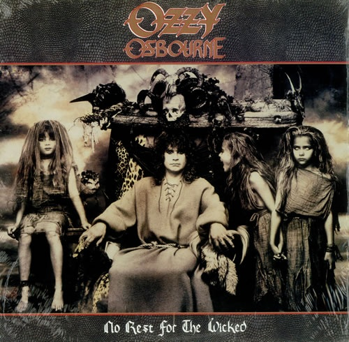 Ozzy Osbourne-No Rest for the Wicked-1988.......................
