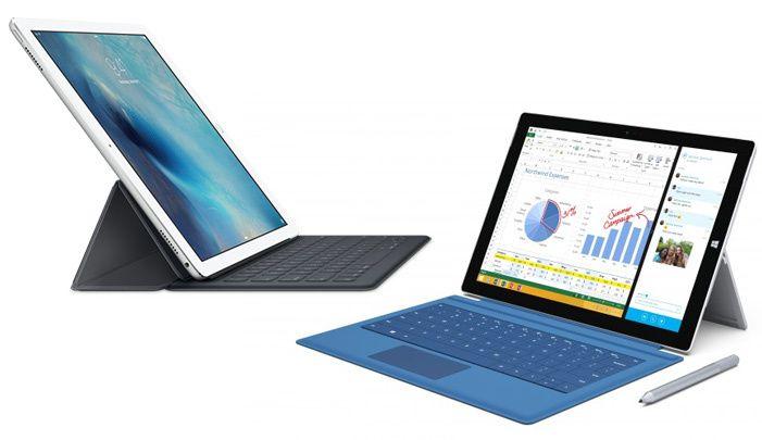 iPad Pro Vs. Surface Pro 3 Vs. Cintiq Ipad pro